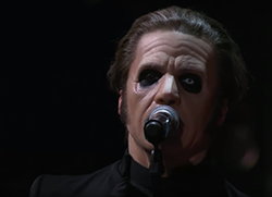 Post Cardinal Copia rend hommage à Metallica
